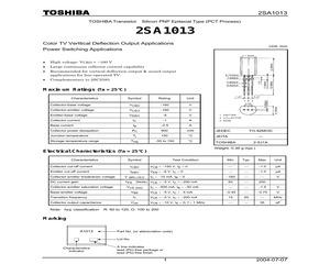 2SA1013.pdf