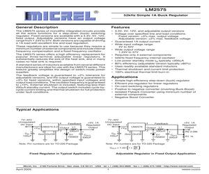 LM2575-5.0YWM.pdf