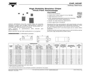 HCHP0603K1010DNT.pdf
