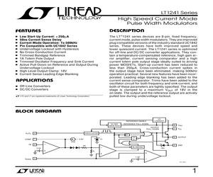 LT1243CS8#PBF.pdf