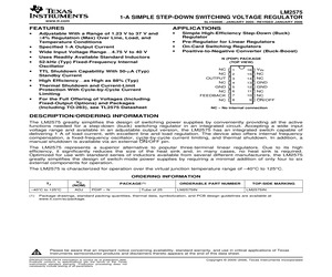 LM2575-5.0YWMTR.pdf