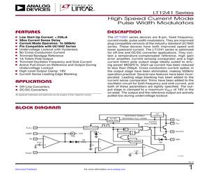 LT1243CS8.pdf