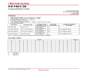 HD74HC30RP.pdf