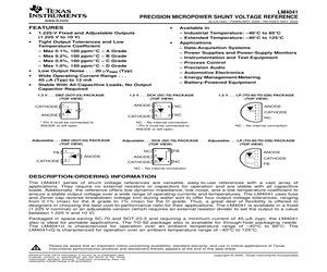 LM4041A12IDBZRG4.pdf