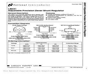 LM431AIM3.pdf