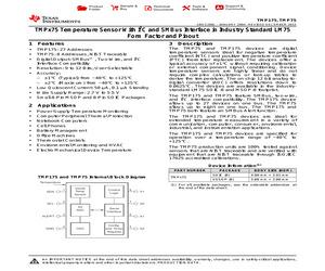 TMP75AIDGKR.pdf