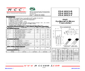 2SA1013-Y-BP.pdf