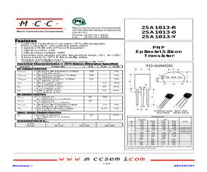 2SA1013Y-BP.pdf