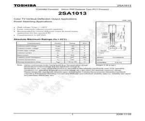 2SA1013-R(F).pdf